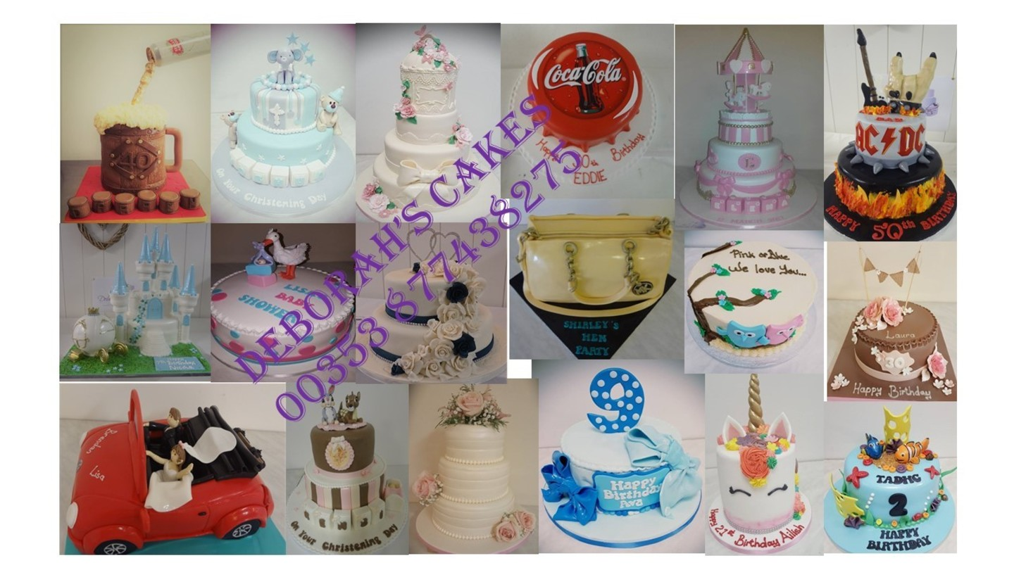 Cakers and bakers