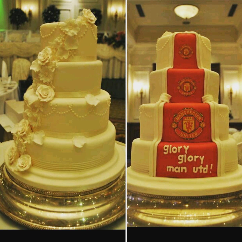 10+ Manchester United Cake Design