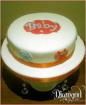 Diamond Cakes Carlow Baby Shower Cake