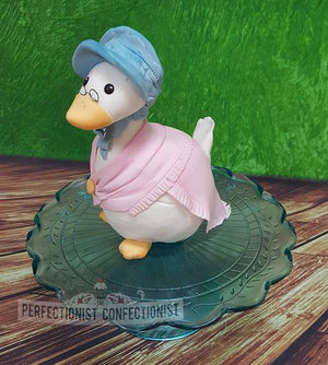 Goose  cake topper  cake  mother goose  edible cake topper  kinsealy  malahide  stillorgan  swords  caketopper %281%29