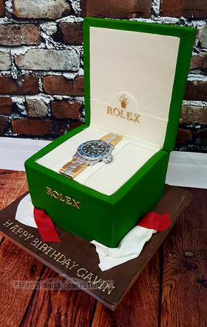 Cherish - Rolex Birthday Cake.  Price for this cake would start at  €140