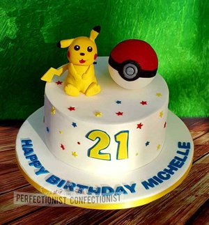 Pokemon birthday cake  birthday  cake  pokemon  pikachu  pokeball  21st. dublin  celebration  swords  lord mayors  malahide  kinsealy %285%29