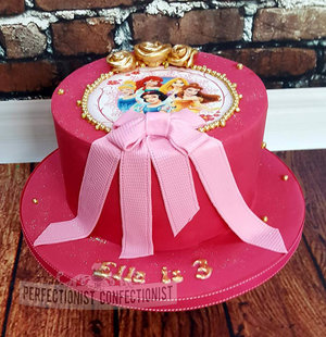 Princess  birthday  cake  chocolate biscuit cake  pink  dublin cakes  swords cakes  malahide cakes  novelty cake  celebration cake  %283%29
