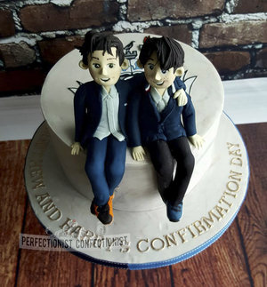 Confirmation cake  confirmation  cake  dublin gaa  chocolate biscuit cake  dublin  swords  malahide  kinsealy %283%29