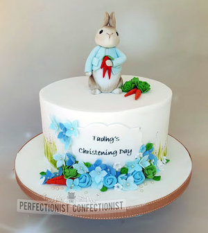 Christening cake  naming day cake  chocolate biscuit  cake  peter rabbit  dublin swords  malahide  kinsealy  fingal  birthday  novelty  celebration %282%29