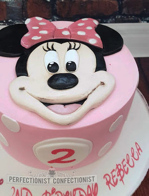 Minnie mouse  minnie mouse birthday cake  birthday cake  cake  celebration  2nd  chocolate fudge  dublin  swords  malahide  kinsealy  novelty birthday cake  %28