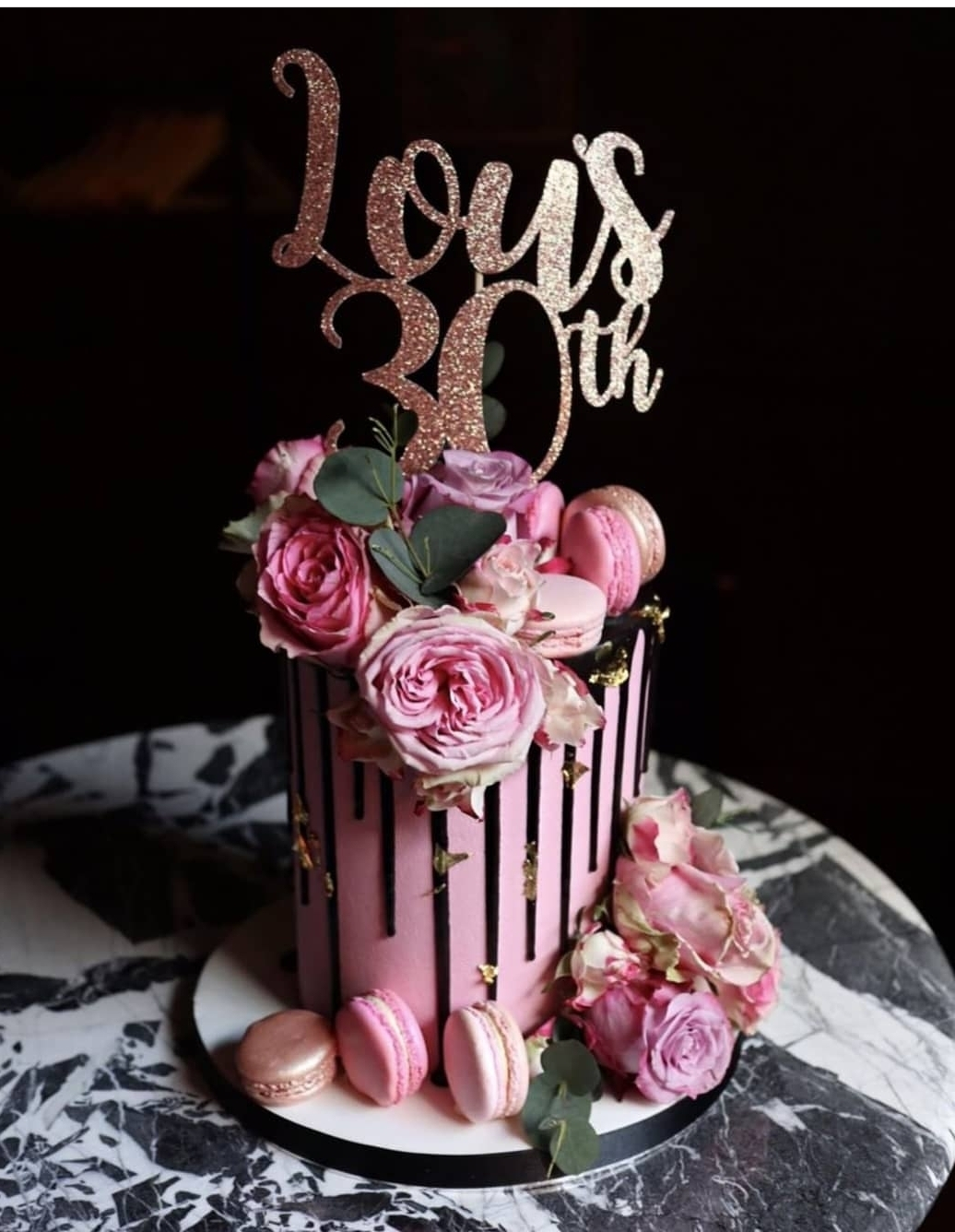 Phenomenal 30Th Birthday Cakes 40Th Birthday Cakes Must See Ideas Here Funny Birthday Cards Online Elaedamsfinfo