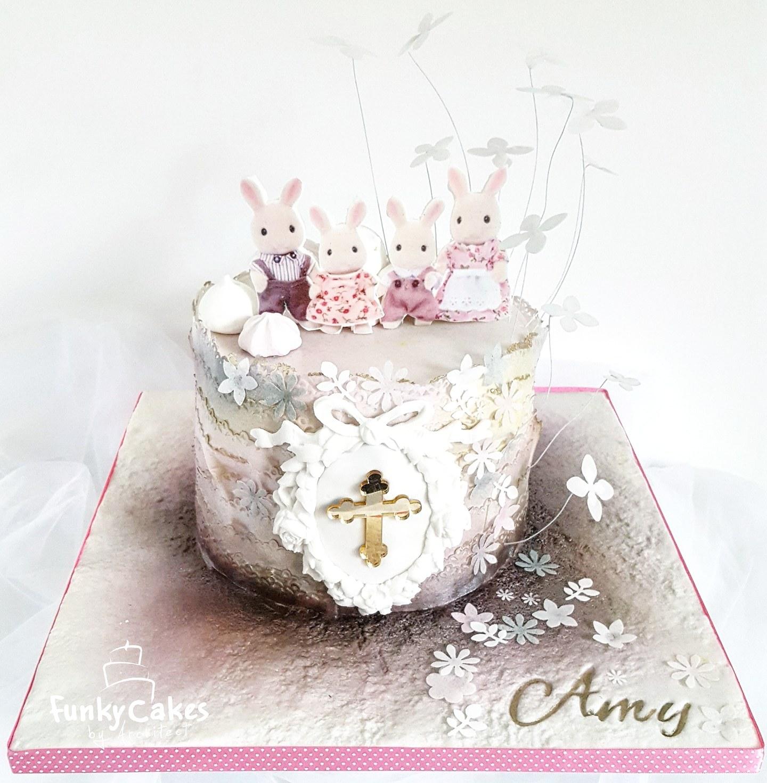 Holy Communion Cakes | Creative Communion Cake Ideas