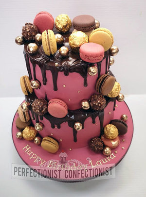 18th  21st  30th  40th  birthday  cake  communion  celebration  cake maker  malteasers  macaron  macaroons  dublin  swords  malahide  cake  novelty  elegant  %282%29