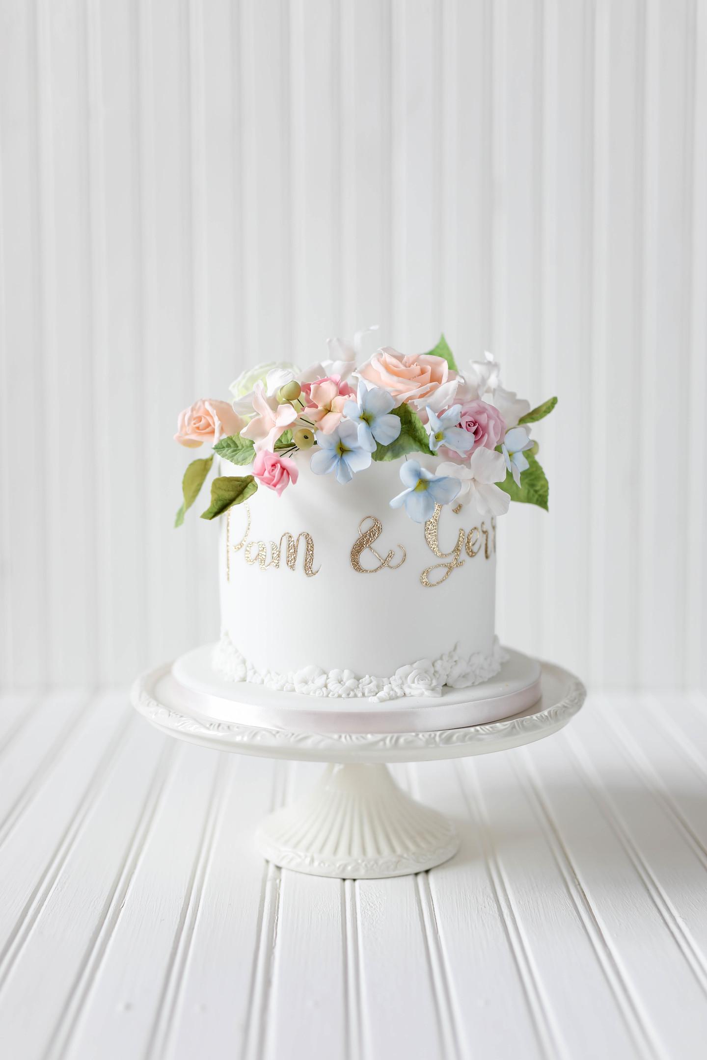 Couture Wedding Cakes Amazon