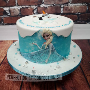 Frozen birthday cake  frozen  birthday  cake  elsa  anna  olaf  birthday cake  swords  malahide  kinsealy  dublin  cake maker  frozen 2  celebration cake  novelty %28 %283%29
