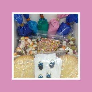 Cookie decorating kits for parties or an afternoon activity for your kids