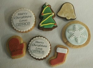 Corporate Cookies for Catrice Cosmetics