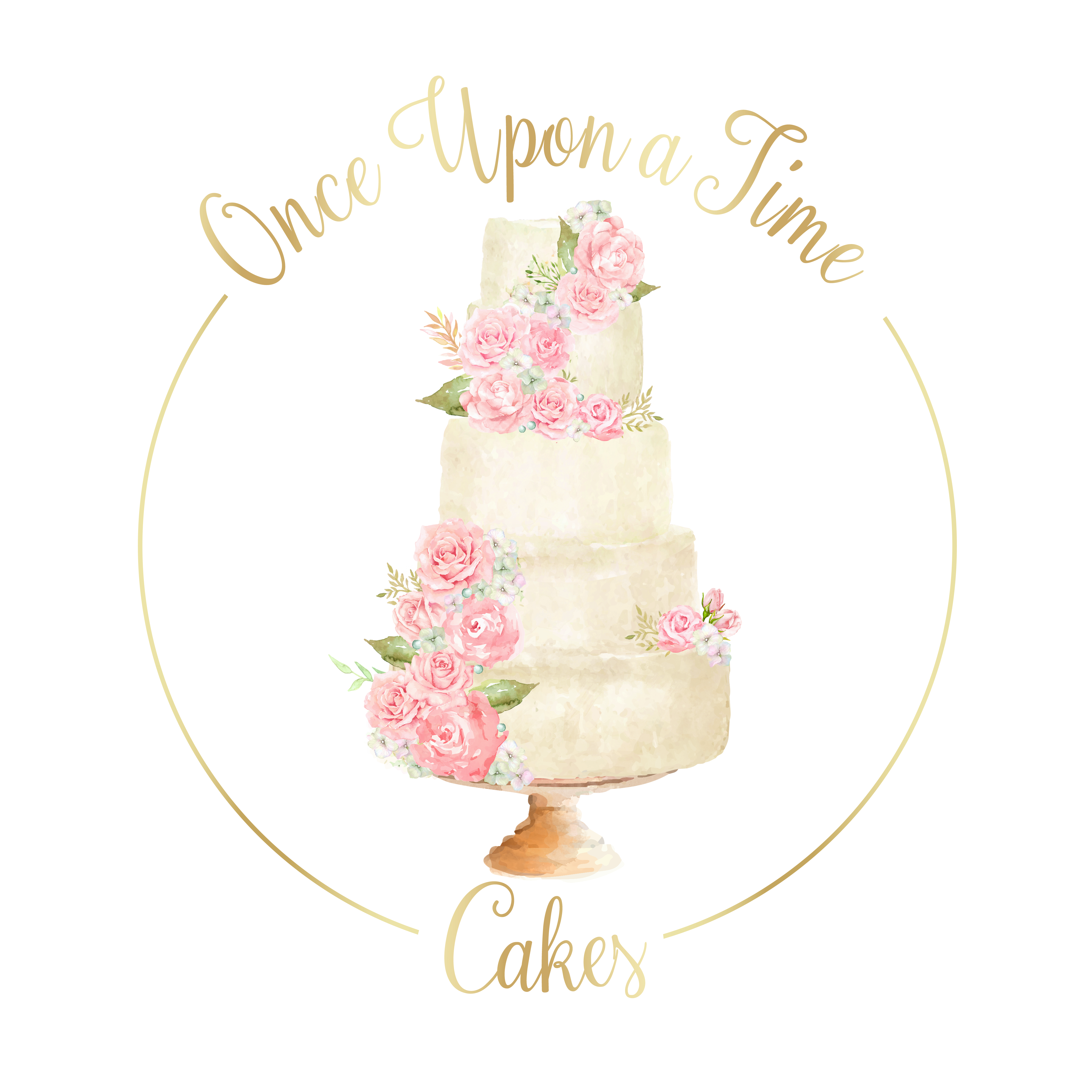 Once upon a time cakes